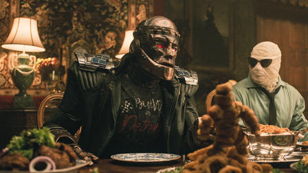 Watch Doom Patrol. Episode 4 of Season 1.